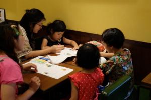 親子学習2